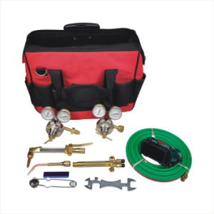 Portable Medium Duty Welding Cutting Set with Tool Bag
