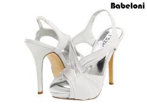Brazil Fashion Model Sexy Lady Sandal Shoes