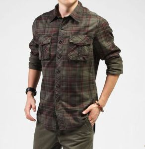 Customized Men′s Fashion Shirt