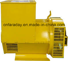 Wuxi Faraday 200kVA 400V 1500rpm AC Diesel Single Bearing Generator Fd3f pictures & photos
