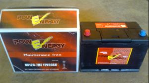 N80mf 12V80ah Maintenance Free Car Battery pictures & photos