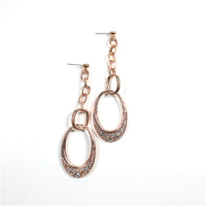 New Item Glass Stones Oval Shape Fashion Jewellery Earring pictures & photos