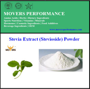 Manufacture Supply Stevia Extract (Stevioside) Powder pictures & photos