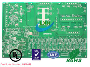Quick Turn Quality 4 Layer Tg170 Fr4 PCB with Imdepence Control