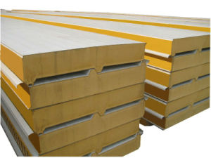Wall Roof Sandwich Panel pictures & photos