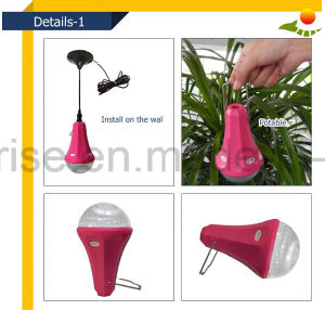 Cellphone Recharge 2600mAh Lithium Battery Inside Low Cheap Price Mini Solar Panel 6V pictures & photos