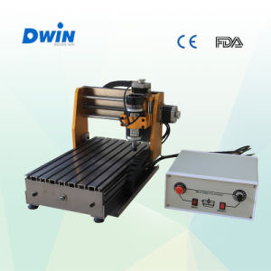 High Precision Mini CNC Engraving Machine for Nameplates pictures & photos