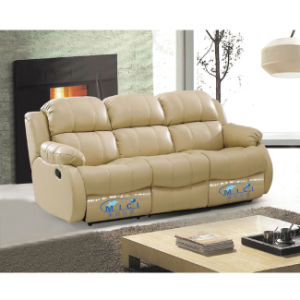 electric leather sofa recliner modern genuine leather recliner sofa