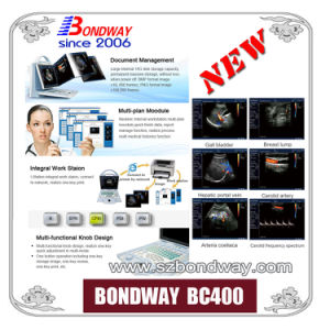 China Cheap Color Doppler Ultrasound System Bc400 pictures & photos