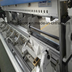 340cm Cam Air Jet Loom with Double Width Cotton Fabric pictures & photos
