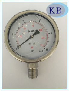 Pressure Gauge All St. St. pictures & photos