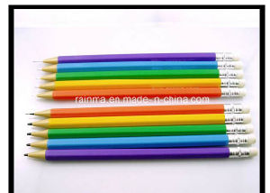 Plastic Non Sharpen Mechanical Pencil with Eraser Top pictures & photos