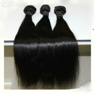100% Real Human Hair Extensions Virgin Brazilian Hair Weaving pictures & photos
