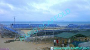 Factory Ringlock Cuplock System Stadium Project Scaffolding pictures & photos