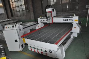 Hot Selling, Genuine Nc Studio, PMI Rail Guild & Screw, 1325 Woodworking CNC Router Machine pictures & photos