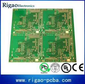 HDI Boards (1+4+1) /High-Density 6-Layer PCB pictures & photos