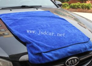 60 * 160 Cm Car Washing Towel (JSD-T0017) pictures & photos