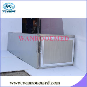 High Quality Morgue Cooler in Hospital pictures & photos