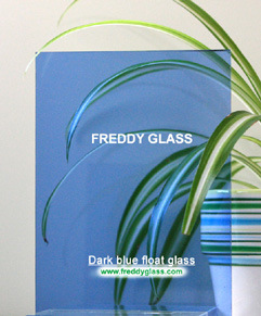 12mm Dark Blue Tinted Float Glass/Window Glass/Building Glass/Stained Glass/Dyed Glass pictures & photos