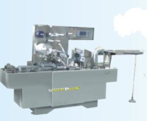 High Speed Adjustable Three Dimensional BOPP Cellophane Packaging Machine (with adhesive tear tape) pictures & photos