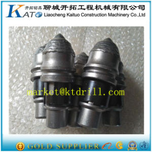 Bkh47 Auger Mining Bullet Teeth pictures & photos