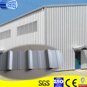 Corrugated Galvalume Steel Sheet for Warehouse Roofing pictures & photos