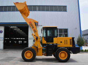 2.2 Ton Wheel Loader with Various Attachments pictures & photos
