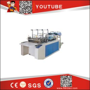 Hero Brand Heat-Sealing & Cold-Cutting Bag-Making Machine (GFQ600-1200) pictures & photos