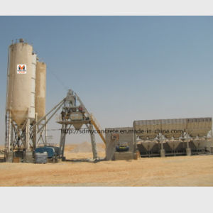 75m3/H Full Automatic Concrete Batching Plant pictures & photos