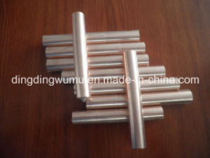 Copper Tungsten Round Bar Electrode for EDM pictures & photos