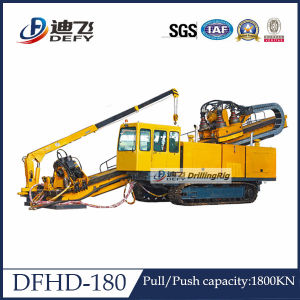 Dfhd-15 Horizontal Directional Drilling Rig pictures & photos