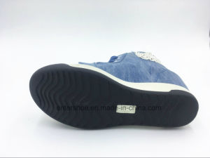 New Style Nice Women Hidden Wedge Shoes (ET-XK160237W) pictures & photos