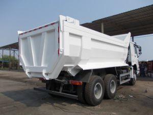 China 6X4 18 Cbm U Type Tipper 20m3 Dump Truck pictures & photos