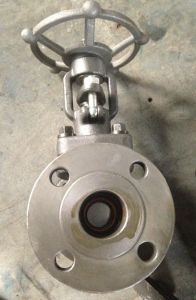 API/ASTM Forged Steel Flanged Gate Valve (150LB--1500LB) pictures & photos