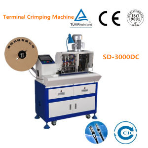Auto DC Wire Terminal Crimping Machine pictures & photos