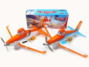 Hot Sale B/O Flying Plane with Light and Music (10184830) pictures & photos
