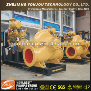 Double Suction Split Case Centrifugal Water Pump (XS) pictures & photos