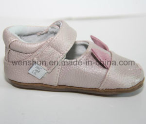 Baby First Stepping Shoes 145007 pictures & photos