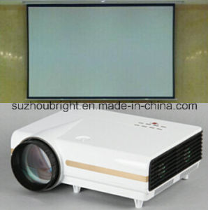 Hot Selling Multimedia Video LED Projector pictures & photos