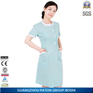 Wholesale Clothing Hospital Uniform for Ladies with Good Quality and Best Price Hu006 pictures & photos