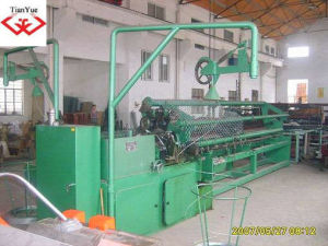 Chain Link Fence Machine (tyf-031) pictures & photos