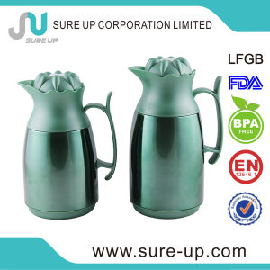 Outdoor Thermo Stainless Steel Outer Body Water Jug pictures & photos