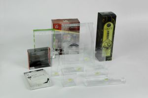 Clear New Plastic Packaging Box pictures & photos