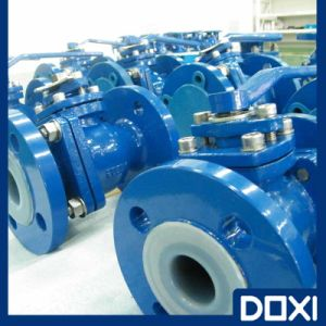 "OEM 2"" Semi Conduct Manual Ball Valve pictures & photos"
