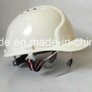 ABS/PE Ce Protective Hard Hat Construction V Design Safety Work Helmet pictures & photos