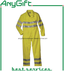 Coverall with Reflective with Customized Logo pictures & photos