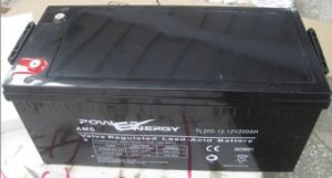 Tl12-200 12V 200ah Sealed Lead Acid Maintenance Free UPS Battery pictures & photos