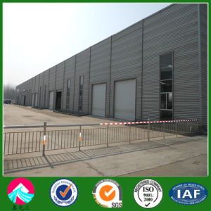 Prefabricated Steel Structure Garment Factory/Clothing Factory pictures & photos