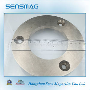 Permanent AlNiCo Big Ring Magnet for Wind Turbine pictures & photos