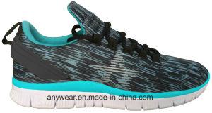Ladies Footwear Women Comfort Walking Shoes (516-2888) pictures & photos